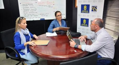 El Cabildo aprueba los proyectos de Mogán para Servicios Sociales