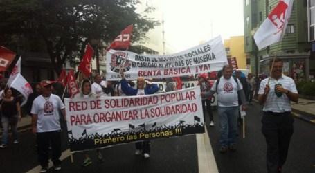 La Aldea de San Nicolás pone en marcha la Red de Solidaridad Popular