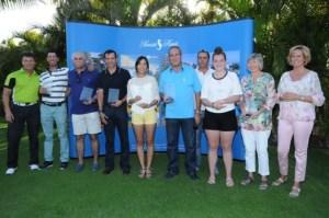 Hoteles Seaside, Torneo de Golf