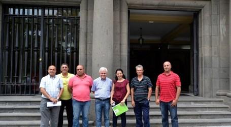 Nueva Canarias apoya al sector pesquero en sus reivindicaciones