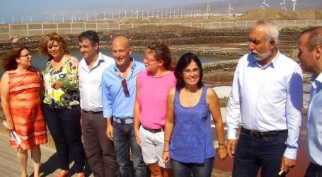 El PSOE de Ingenio solicita la recuperación de las salinas de Gran Canaria