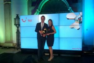 Robert Heitzig y Anouchka Gerlach reciben el premio