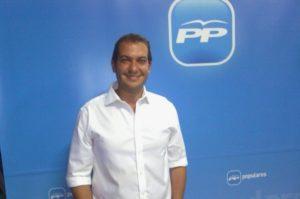 Marcos Rufo, portavoz y presidente del PP de Santa Lucía