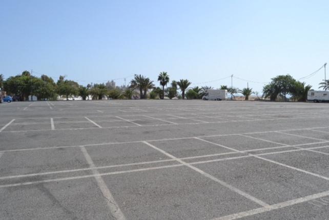 Arguineguín, plaza Negra