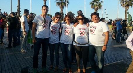 La manifestación contra la prospecciones moviliza a más de 8.000 grancanarios