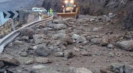 Podemos Gran Canaria exige una solución definitiva a la carretera de La Aldea