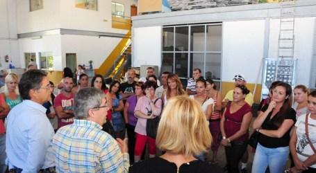 34 nuevos trabajadores acondicionarán barrios de San Bartolomé de Tirajana