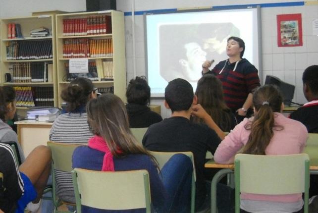 La charla correrá a cargo de Esther Martínez Perales