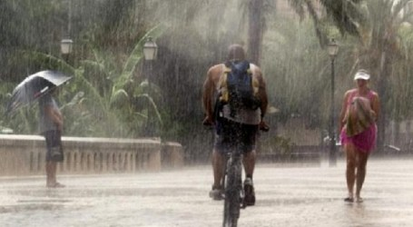 Gran Canaria activa el Plan de Emergencias Insular por lluvias y vientos