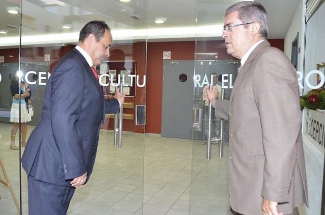 Antonio Hernández Lobo y Marco Aurelio Pérez