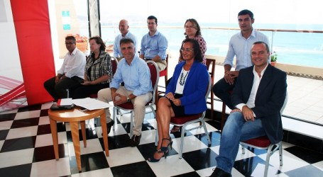 El PSOE presenta a los candidatos de municipios con más de 20.000 habitantes
