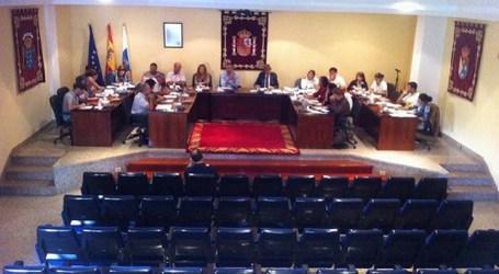 El pleno de Mogán confirma la propuesta de NC sobre la municipalización del agua