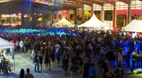 Santa Lucía de Tirajana recibe 2015 con una fiesta para 5.500 personas