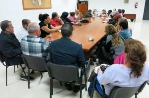 Plataforma por una Salud Digna de Santa Lucía