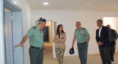 La Guardia Civil empieza a operar en marzo en las instalaciones de Puerto Rico