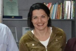 Isabel Santiago, portavoz de NC en Mogán