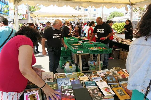 Espal, Feria del Libro Solidario (archivo)
