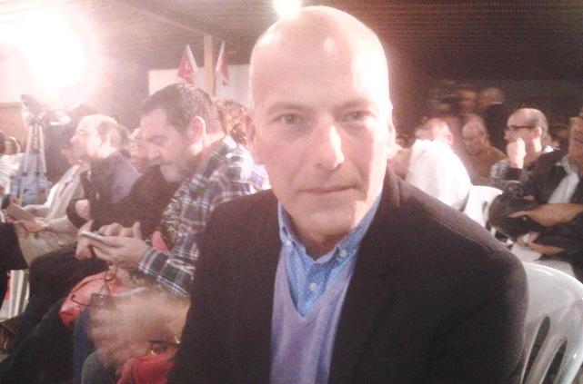 Julio Ojeda Medina, candidato del PSOE de Santa Lucía