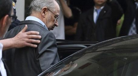 Detienen a Rodrigo Rato tras el registro de su casa en Madrid