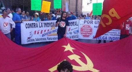 """Primero de Mayo de 2015: """"Por el derecho a la huelga y la libertad sindical"""""""