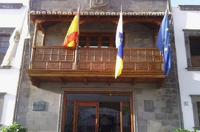 Ayuntamiento de San Bartolomé de Tirajana