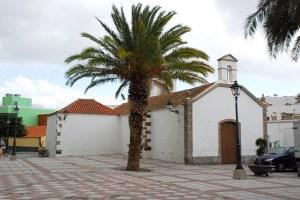 Ermita de Sardina del Sur, hoy Casa de la Cultura