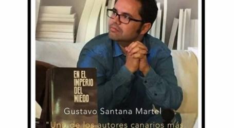 """El PSOE de Santa Lucía presentó el libro de Gustavo Santana """"En el imperio del miedo"""""""