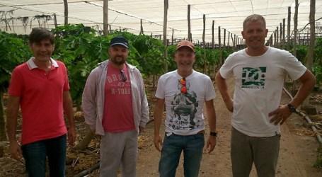Julio Ojeda apuesta por los sectores agrícola y turístico para Santa Lucía