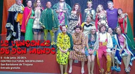 Maspalomas clausura el curso de teatro con 'La venganza de Don Mendo'