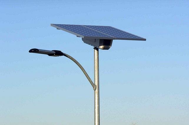 Farolas solares fotovoltaicas