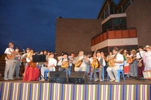 Feria de La Zafra, folclore canario