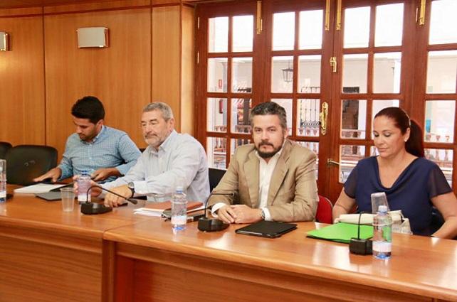 NC de San Bartolomé de Tirajana, grupo municipal