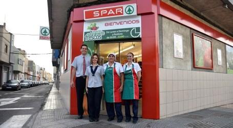 La Era de Vecindario dispone ya de su nuevo supermercado Spar
