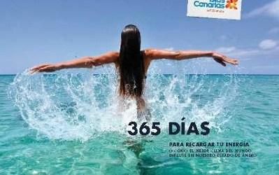 Canarias presenta en Madrid el libro '365 días para recargar tu energía'