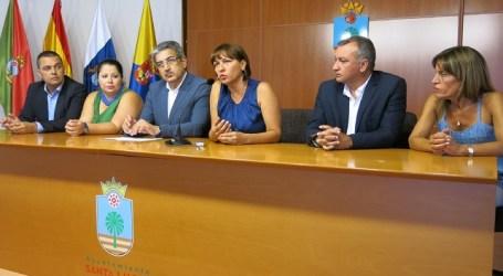 Los parlamentarios de NC priorizarán la reapertura del Centro de Salud de Vecindario