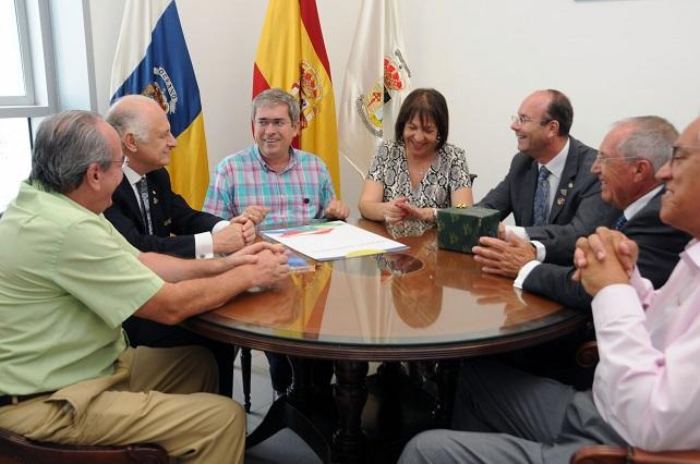 Rotarios, Arista Jaime y Marco Aurelio Pérez