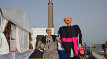 15 municipios de la isla participan en la Feria de Artesanía Faro de Maspalomas