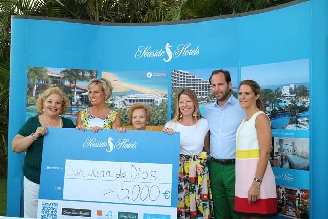 Sea Side Hotels y Obra Social San Juan de Dios