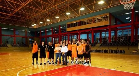 El Ratiopharm ULM de la Basketball Bundesliga repite stage en Maspalomas