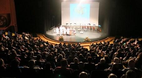 Santa Lucía conmemora el Día del Mayor con un hermanamiento y una gala