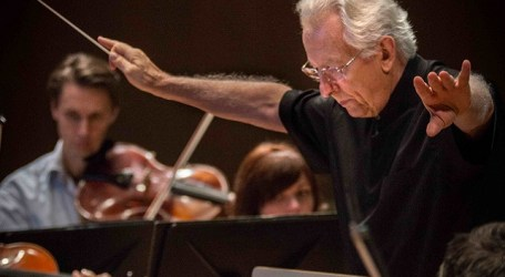 Günther Herbig dirige las Quintas sinfonías de Schubert y Chaikovski