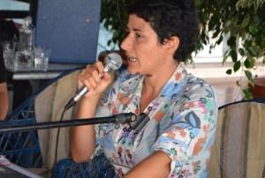 Davinia Arbelo, concejala de SBTPuede en el Ayuntamiento de San Bartolomé de Tirajana