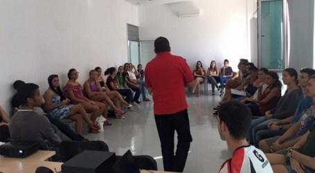 Jóvenes estudiantes de Maspalomas se preparan para crear su marca personal