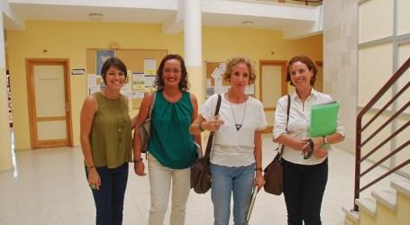 María Nebot visita el área de Igualdad de Mogán en su ronda de contactos