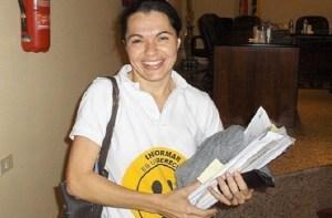 Isabel Santiago, concejala de NC en Mogán