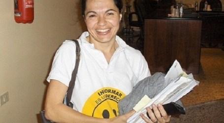 """Isabel Santiago: """"En Mogán no existe el gobierno que merece este municipio"""""""