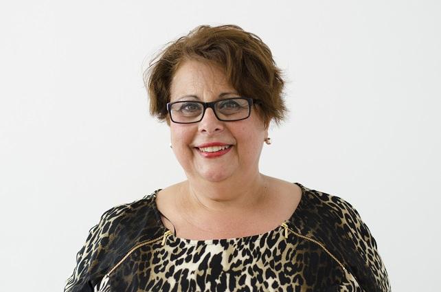 Olga Cáceres Peñate, concejala de Igualdad en el Ayuntamiento de Santa Lucía de Tirajana