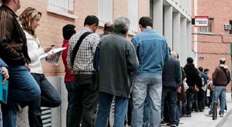 Crece el paro en Canarias en 1.477 personas y se coloca en 248.639 desempleados
