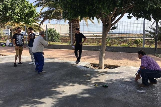 Skateplaza, en Doctoral