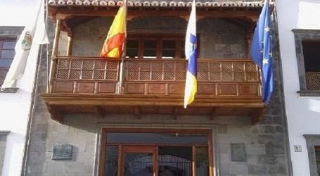 El pleno de San Bartolomé de Tirajana refrenda las obras de la plaza de El Tablero